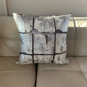 Textured Decor Pillow